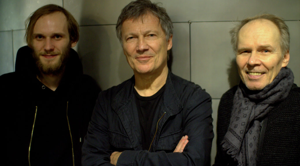 Michael Rother and band - Photo by Marc Emerik